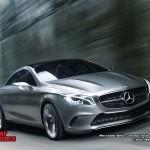Mercedes-Benz Concept Style Coupé 2012 800x600