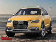 Audi Q3 Jinlong Yufeng concept 2012 800x600