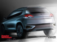 Peugeot Urban Crossover Concept 2012 800x600