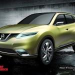 Nissan Hi-Cross Concept 2012 800x600