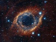 Helix Nebula in new colours