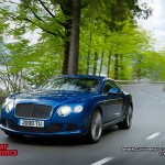 Bentley Continental GT Speed 2013 800x600