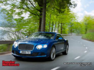 Bentley Continental GT Speed 2013 800x600