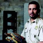 Alberto Gonzales: Wildlife Inspector