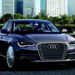 Audi's e-tron Concept