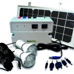 BettaLight's BettaTwo solar lighting kit