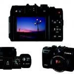 Canon's Powershot G1 X compact