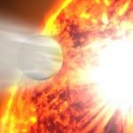 Evaporating Exoplanet