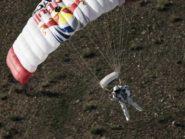 Felix Baumgartner final test jump