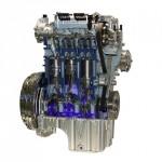 Ford 10-litre ecoboost engine