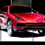 Lamborghini's Urus