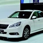 Subaru's 2013 Legacy