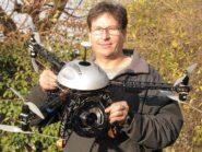 Greg Raymond multicopters
