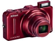 Nikon coolpix red