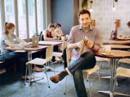 Alexis Ohanian, 29, is a digital-media wunderkind but still enjoys quality time with a newspaper.