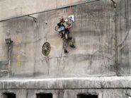 wall climber