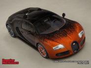 Bugatti Veyron Grand Sport Bernar Venet 2012 800x600