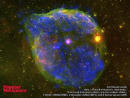 Wolf-Rayet bubble 800x600