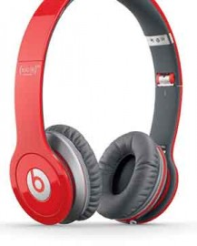Beats by Dr DRE Solo HD red