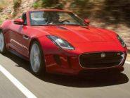 Jaguar F-type font