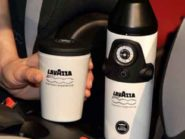 LavAzza espresso coffee maker