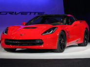 2014 Chevrolet Corvette C7 Stingray NAIAS 2013