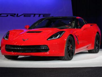 Corvette Stingray Detroit Auto Show on Category Archive For  News   Features    Popular Mechanics View Image