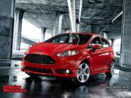 Ford Fiesta ST 2014 800x600