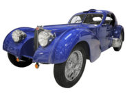 Jay Leno replica 1937 Bugatti Type 57 SC Atlantic
