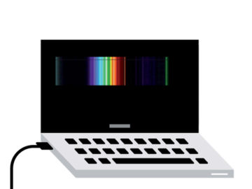 spectrometer Adam Hadhazy