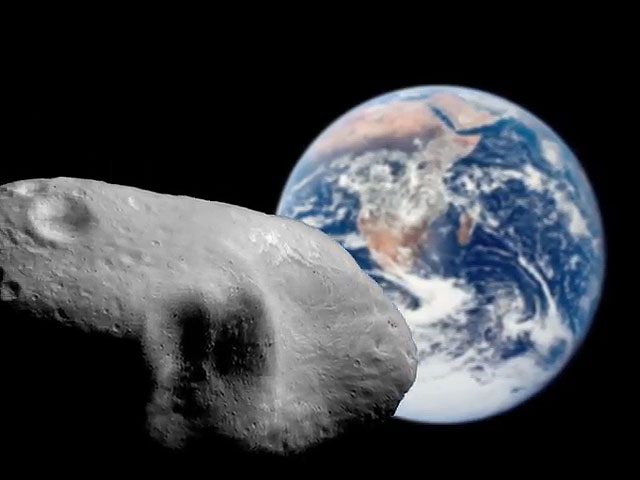 asteroid over indonesia - photo #23