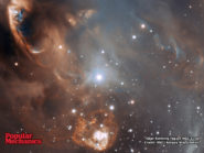 Star-forming region NGC 6729 800x600