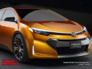 Toyota Corolla Furia Concept 2013 800x600