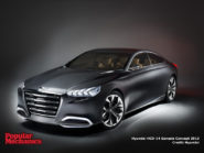 Hyundai HCD-14 Genesis Concept 2013 800x600