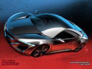 Honda NSX Concept 2012 800x600