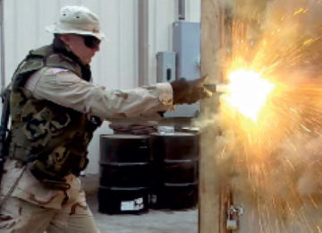 A Metal Vapour Torch