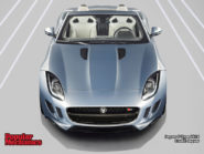 Jaguar F-Type 2014 800x600