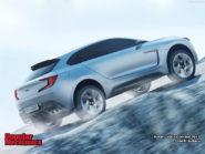 Subaru Viziv Concept 2013 800x600