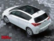 Toyota Auris 2013 800x700