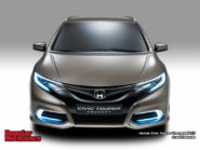 Honda Civic Tourer Concept 2013 800x600