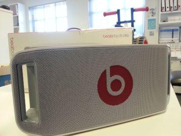 dr dre Beatbox Portable
