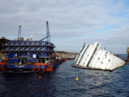 ITALY SHIPPING DISASTER CONCORDIA ANNIVERSARY