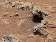 Mars river Hottah