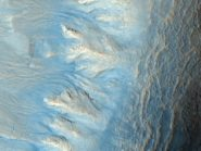 West-facing-impact-crater-in-Mars'-northern-hemisphere