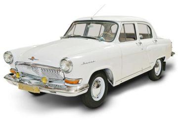 Jay-Leno-1966-GAZ-21-Volga