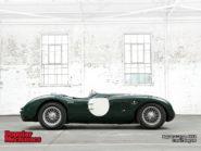 Jaguar C-Type 1951 800x600