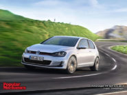 Volkswagen VW Golf GTI 2014 800x600
