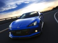Subaru intros hot new BRZ tS