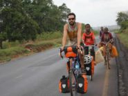 London to Cape Town cycle trip