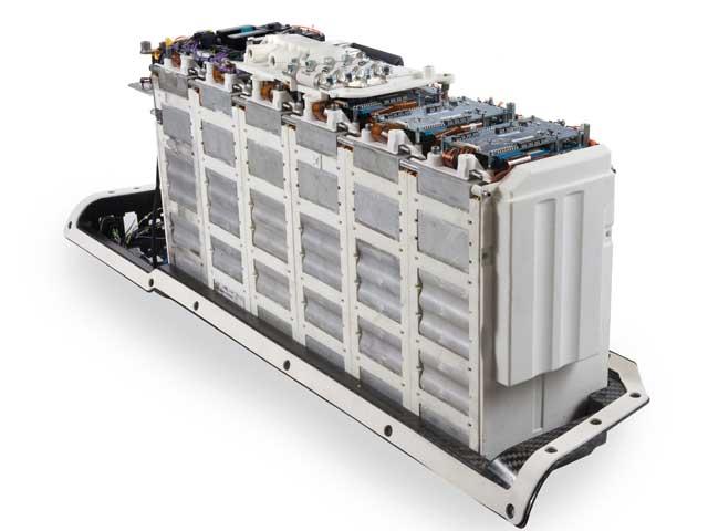 Mclaren Electric Motor Battery